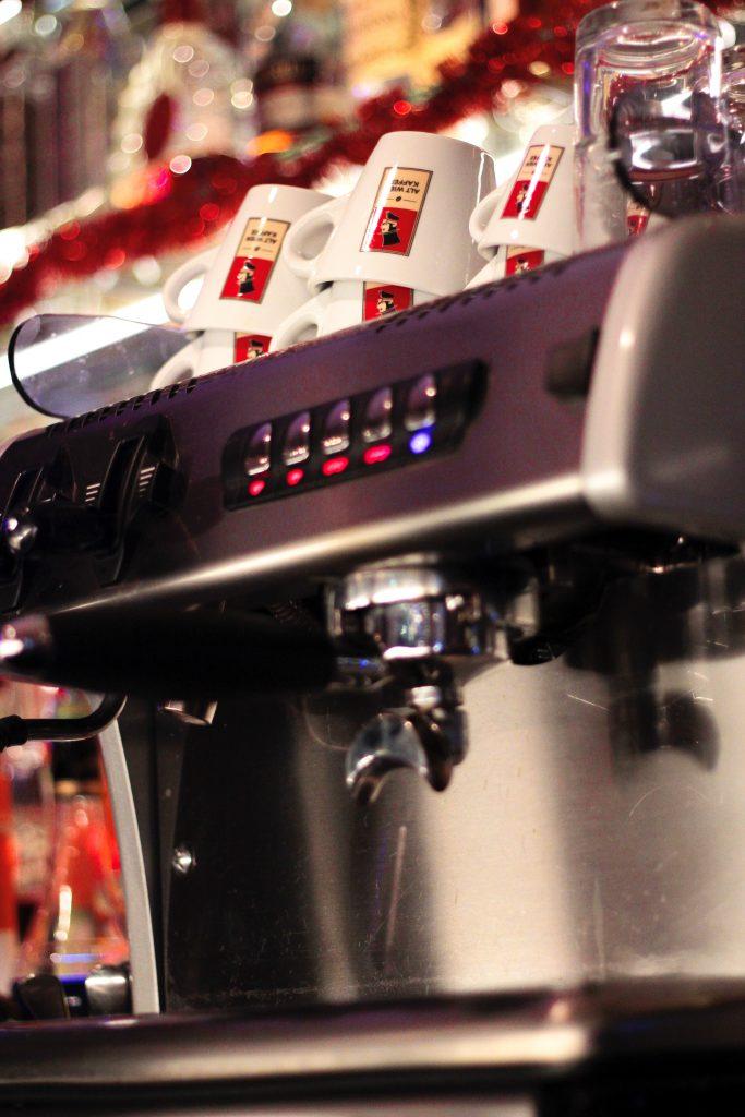 mexican bio fairtrade cafe